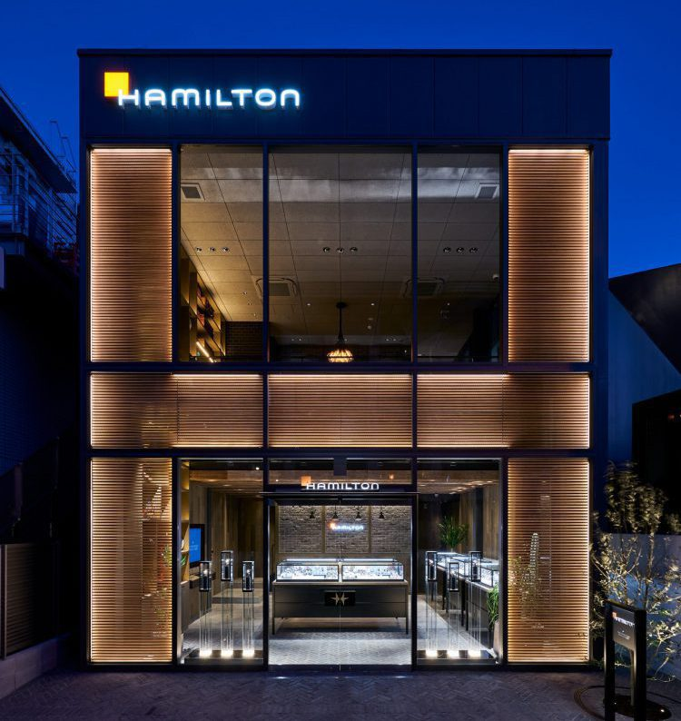 Hamilton 原宿店