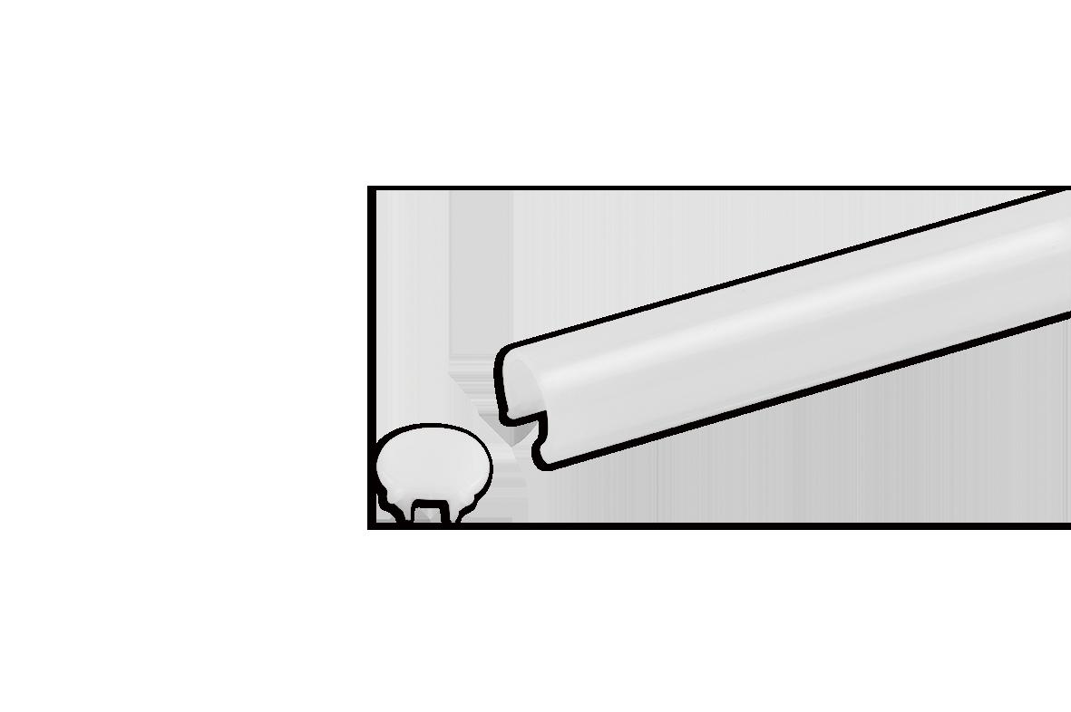 NDV専用 乳半ラウンドカバー